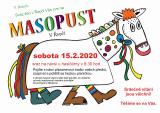 5. ročník Masopustu v Řepči. Sobota 15.2.2020 od 8:30. Všichni jsou srdečně vítáni